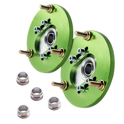 Front Coilover Camber Plate Drift Top Mount For BMW E46 320 323 325 328 M3 APK