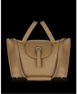 MELI MELO THELA Medium Tote Bag with ZIPPER MSRP  665 made in ITALY Celebs   Fav 501ac03e836c7