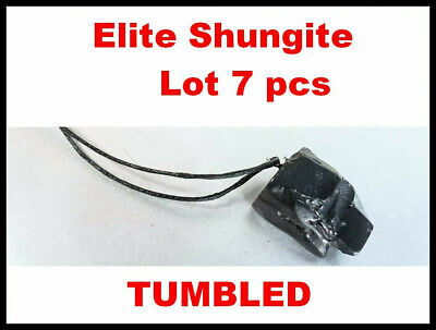 elite shungite pendant crystal genuine rare stone Free shipping for each added
