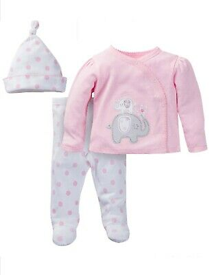 9886ced45 GERBER BABY GIRL Outfit Onesie
