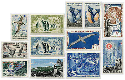 TAAF BIRDS FRENCH ANTARCTIC...MNH UNMOUNTED MINT Stamps and Sets