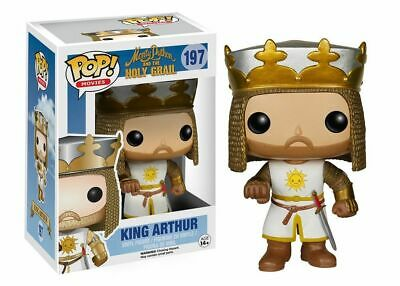 Figurine Funko POP! Movies Monty Python and the Holy Grail 197 King Arthur
