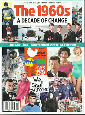 THE 1960s A DECADE OF CHANGE  AMERICAN COLLECTOR'S    SPECIAL ISSUE, 2018