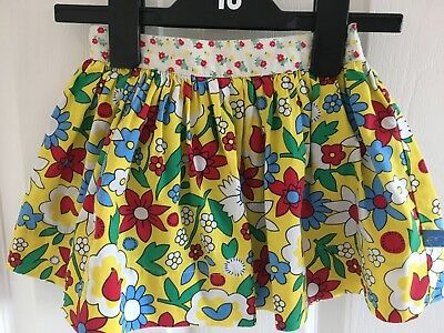 Mothercare Little Bird by Jools Oliver Girls Skirt -Age 12-18 months