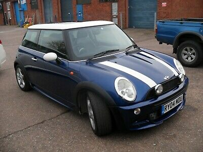 Min Cooper 1.6 New mot Full panoramic twin sunroof Leather Low miles Drives A1!!