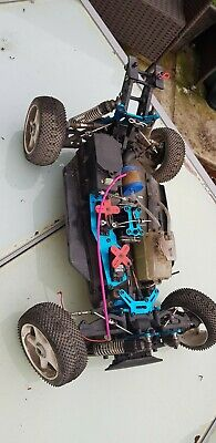 Thunder Tiger EB4 S2.5 Steering Assembly
