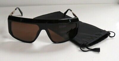 c68167b614 Authentic BALMAIN Sunglasses BL2091 01 Gold-Black   Brown Lens 62-15-140