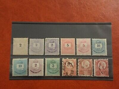 """""""R"""" Hungary Classik Stamp From 1871-1899 see photos!!!"""