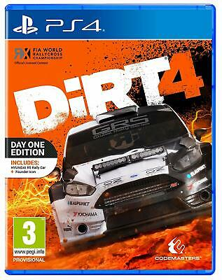 DiRT 4 Day One Edition | PlayStation 4 PS4 New (2)