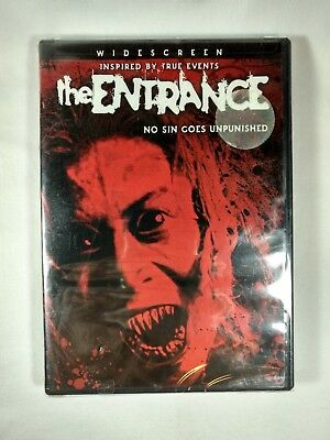 The Entrance (2006) DVD Movie Jerry Wasserman NEW Sealed / Fast Free Shipping