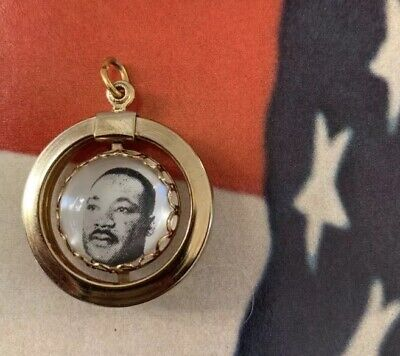 1960s MLK Martin luther King I HAVE A DREAM Pendant Southern Christian Conf