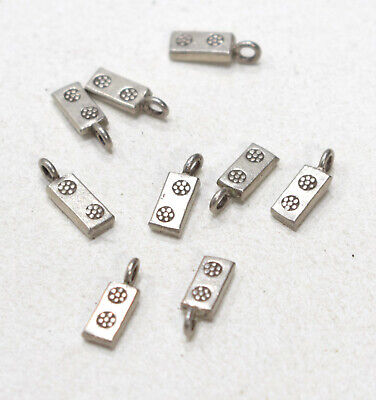 Beads Silver Hill Tribe Beads 14mm