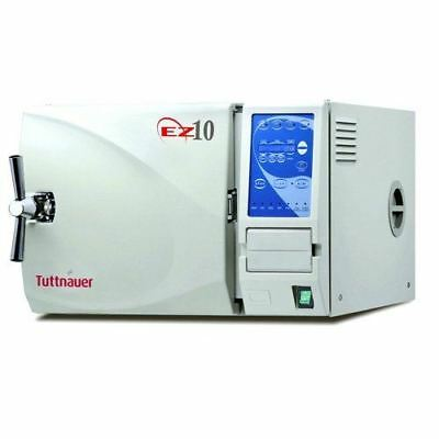 Tuttnauer EZ10P Fully Automatic Autoclave with Printer