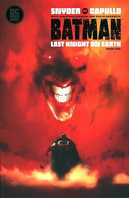 Batman Last Knight On Earth #1 (Of 3) Variant Ed - Dc Comics - Usa  - I963