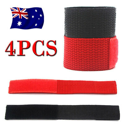 2X Anti Crow Collar for Roosters Cockerel No Crow Noise Neck Belt Velcro Nylon A