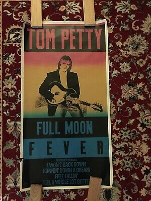 Tom Petty Promo Poster