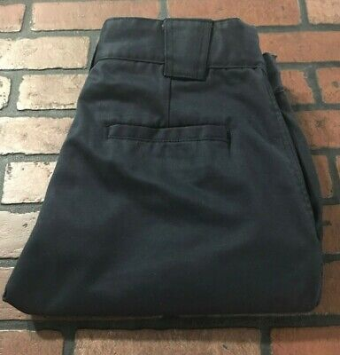 5.11 Tactical EMS EMT Response Series Pants Dark Navy Women's Size 16 Unhemmed
