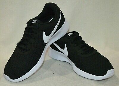 on sale 61af0 a4ec6 Nike Tanjun Black White Men s Running Shoes - Assorted Sizes NWB 812654-011