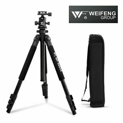 Weifeng Professional Camera Tripod Monopod for Digital Camera DSLR Camcorder
