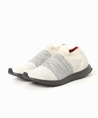 4f3d01e8e Adidas Ultra boost Laceless CM8263 Men s Running Shoes Clear Brown White  Carbon