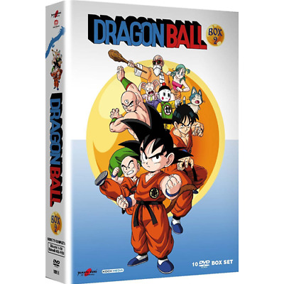 STV *** DRAGON BALL - Serie Classica - Vol. 2 (10 Dvd) *** sigillato