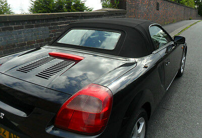 Toyota MR2 Mohair Hood Roof Soft Top.£680. The Soft Top Shop