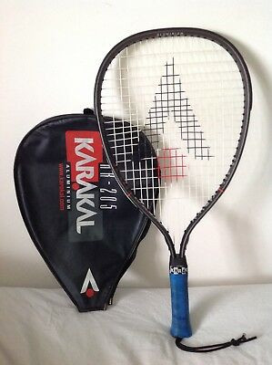Karakal AR - 205 Aluminium Racketball Racket With Cover