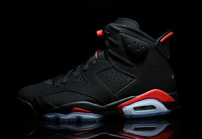 0218cbd5914b 2019 Nike Air Jordan 6 VI Retro Black Infrared Size 8.5. 384664-060