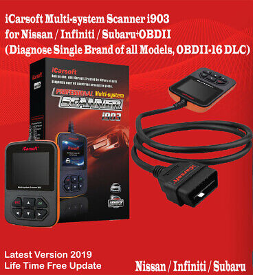 ICARSOFT I903 OBD2 OBDII Diagnostic Tool For Nissan Infiniti Subaru