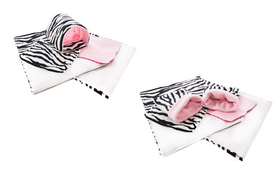 SET Of Zebra C&C And Ferplast Cage Liners For Guinea Pig