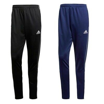 Adidas Mens Core 18 Tracksuit Bottoms Football Track Pant Sport Training Trouser