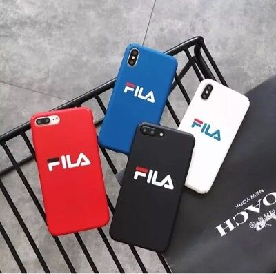 coque iphone 8 plus fila