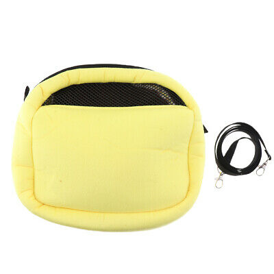 Small Pet Carrier Hamster Rat Single Strap Sleeping Outdoor Travel Bag