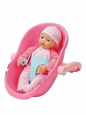 My Little Baby Born - Super Soft Doll In Comfort Seat