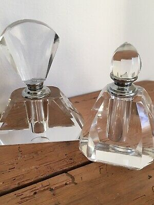 Art Deco Style Perfume Bottles Best Home Style Inspiration