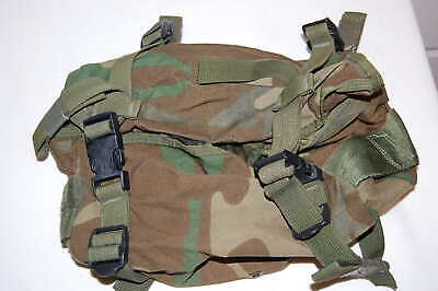 Usgi Woodland Camo Alice Field Pack Training It Can Be Molle Ii Compatible Read