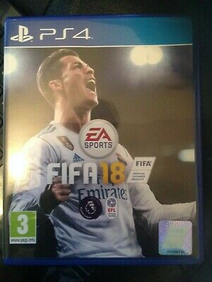 Fifa 18 - PS4 - Standard Edition