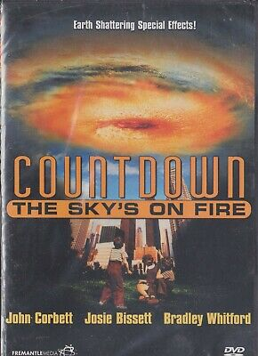 Countdown: The Sky's On Fire (NEW DVD)