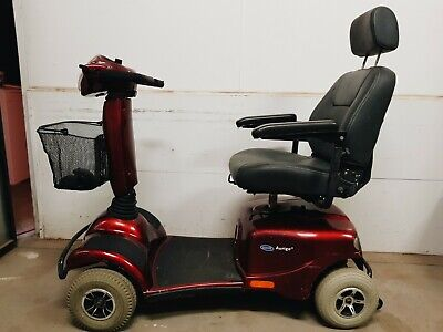 Invacare Auriga 10 - Large Electric Power Mobility Scooter