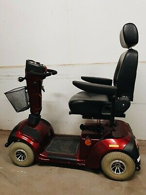 Medium Sized Electric Powered Mobility Scooter