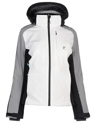 Nevica Wistler Ladies Ski Jacket Waterproof RECCO Large UK 14 NEW RRP £350 83181af4a