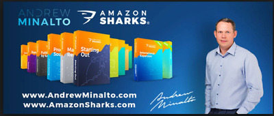 Amazon Sharks – Andrew Minalto - Full Course FBA Training