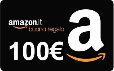 Buono Voucher Amazon Da 100 Euro