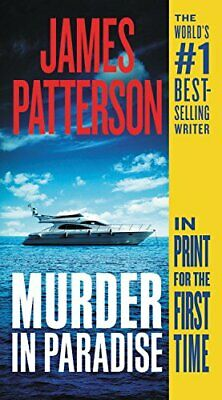 NEW - Murder in Paradise by Patterson, James