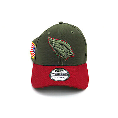 the latest ce81a 05331 Arizona Cardinals New Era 59fifty Camouflage Camo Salute to Service Fitted  Hat