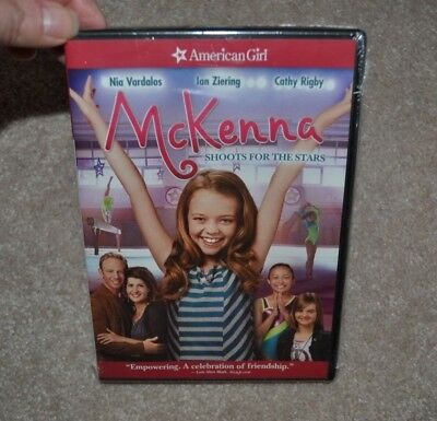 NEW American Girl McKenna Shoots for the Stars DVD