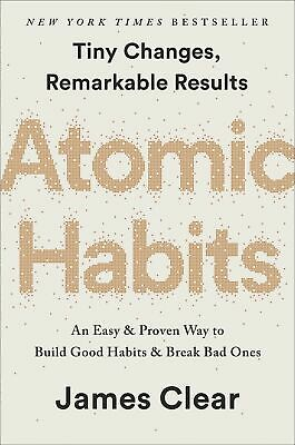 Atomic Habits: An Easy & Proven Way to Build Good Habits, James Clear (PDF)