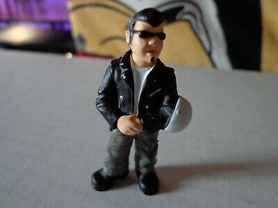 MICRO ICONS SERIES 1 BIKERS LOOSE SINGLE FIGURE BOBBY-D
