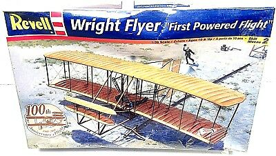 REVELL WRIGHT FLYER - First Powered Flight - 1:39 Scale