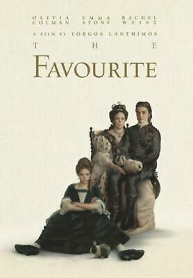 The Favourite (2018), DVD